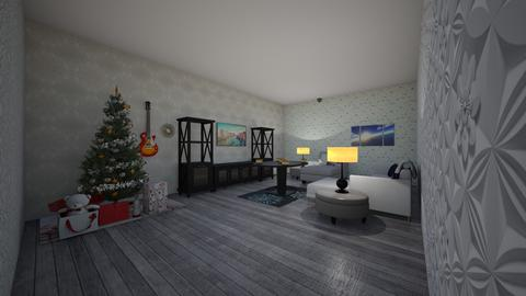 My dream living room - Living room - by solapeobasa