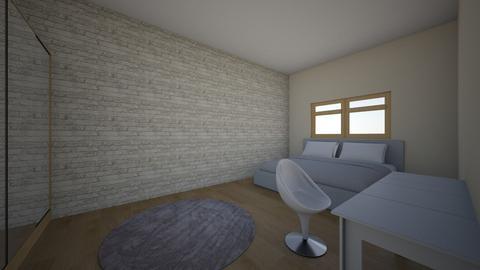 my new bedroom - Bedroom - by anaclaraalvesjianelli