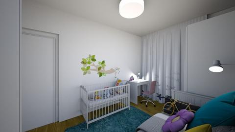 Adrian kids VAR 2B - Kids room - by anne_3x