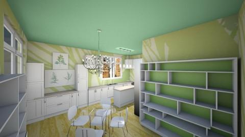 Dandy Kitchen - Minimal - Kitchen - by DiamondJ569