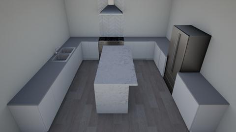 random kitchen - by Alice Connor