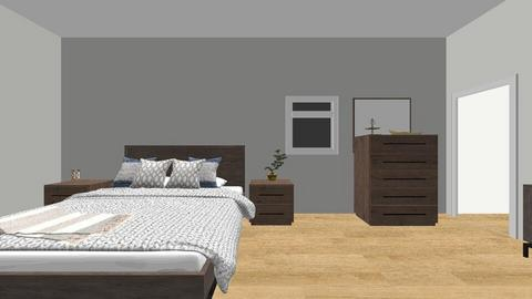 Mom and Dads room - Bedroom - by 62965