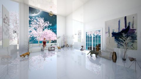 siyu2501 - Living room - by frs001