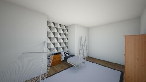 Cool boys room - Kids room - by HewoUnicorn