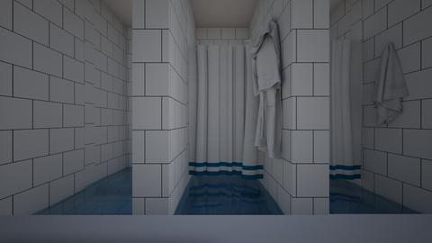 Flooded Bathroom 3 - Bathroom - by SammyJPili
