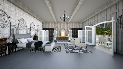 French Master - Classic - Bedroom - by deleted_1486240105_VermontianRain
