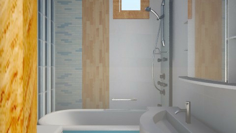 panelkad1 - Minimal - Bathroom - by zsina