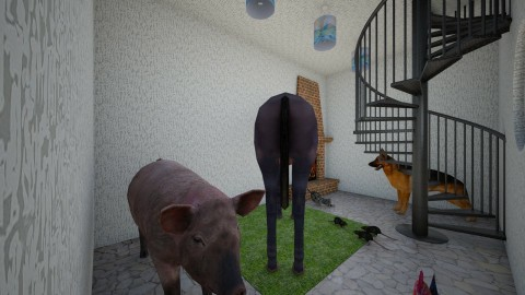 Animal Land - by Yonnie Lee