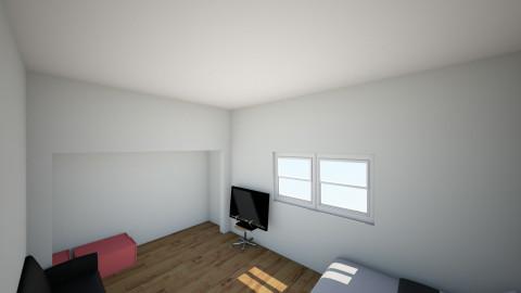New Room - Modern - Bedroom - by lemonheadx