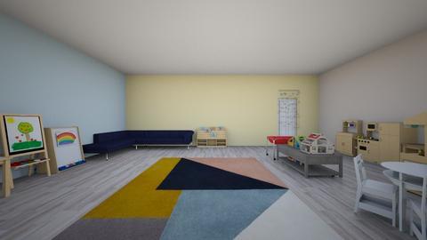 Modern House - by REGINA100