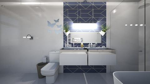 bath - Bathroom - by cxmichelle
