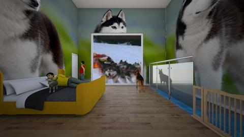 husky park house - Classic - Bedroom - by husky interior designs