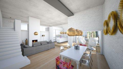 Mooi much - Living room - by MaMariposa