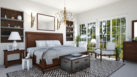 old wood - Bedroom - by leger1234567890