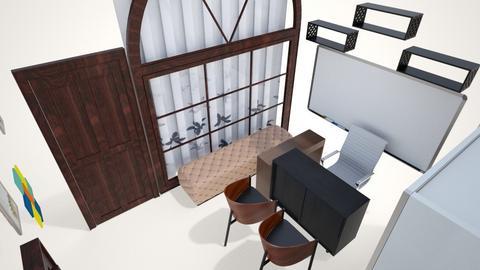 office design  - Office - by Design Ur Dreams