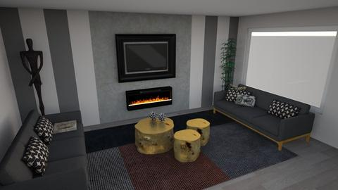Lieu - Living room - by thisismedanny