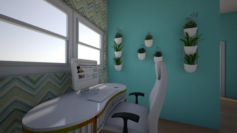Home Office - Office - by sesidees