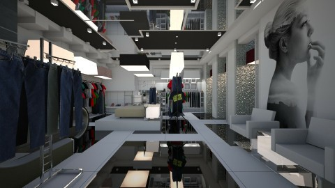 cube shop - Modern - by sometimes i am here