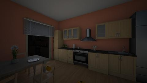 kitchen 2 - Glamour - Kitchen - by KaFed2003