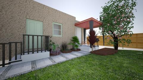 backyard - Garden - by Cgjamison