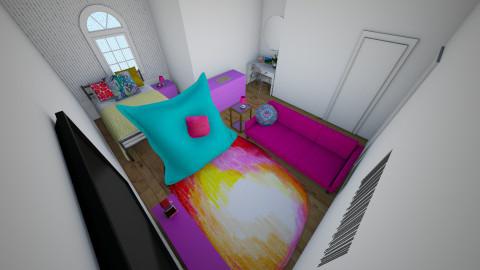 My Future Bedroom - Feminine - Bedroom - by AshleyRowland01