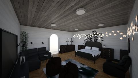 Master Bedroom  - Modern - Bedroom - by Fe4r_Me