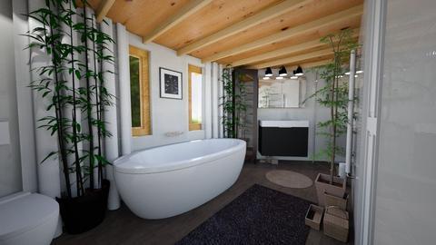 delegy bathroom - by Renta