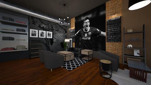 Sports Cafe 2 - by Ejad Shukri