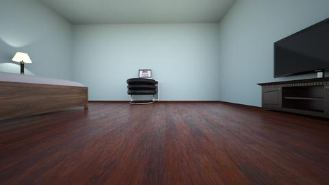 Master Bedroom - Modern - Bedroom - by Omarhsa