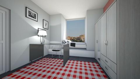 love - Bedroom - by Lovey500