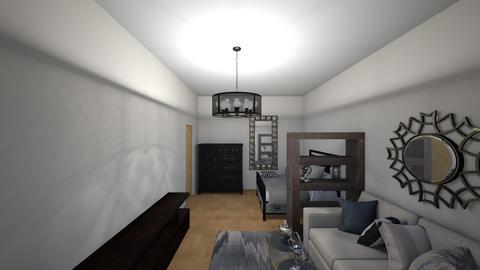 Tjan1 - Living room - by najanaja