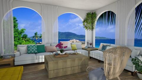 Summer Lounge - by Diana Radu