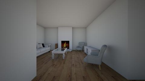 my future - Living room - by Angela Louro