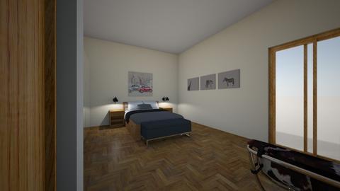 Main Bedroom - Bedroom - by jackiewhiten