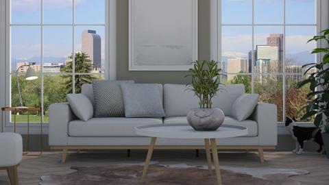 View - Living room - by Tutsi