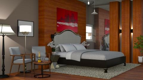 Boutique Hotel_wood - by Trevor Peloquin