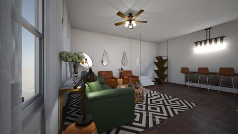 BOW TH Remodel 4 - Living room - by TColl3