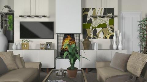 Yoo Inspired 2 - Classic - Living room - by cheyjordan