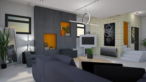 Fritz  - Modern - Living room - by Tree Nut