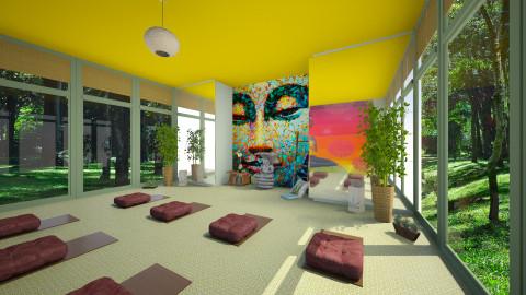 Zen Yoga Studio - by FranChi