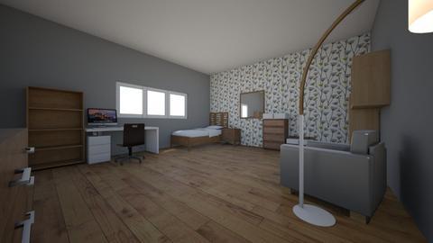 cute room - Bedroom - by Matia1