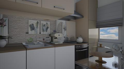 Daniela - Modern - Living room - by cosettevis