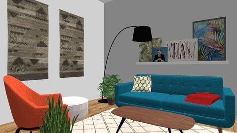 Bris living room - Living room - by heatherkr