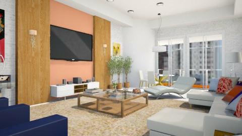 moderna - Living room - by Elisa Gate