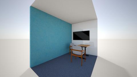 ex - Modern - Office - by nastya kovalchik