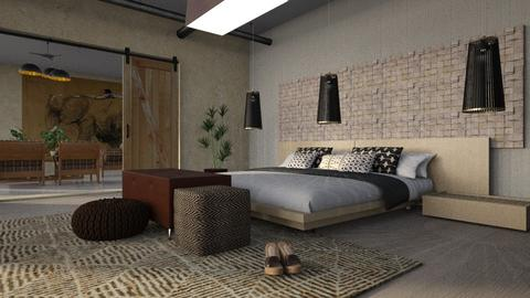 Solis Lamps - Bedroom - by ZuzanaDesign