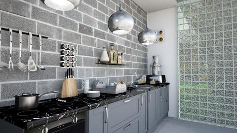 simple but pretty  - Modern - Kitchen - by zayneb_17
