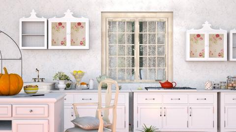 Shabby Chic Kitchen - by MarteDePlaneta