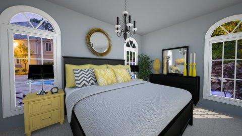 Being Bored 03 - Modern - Bedroom - by LadyVegas08
