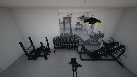 Gym 1 - by rogue_091070ac31c820d53b9c11977be33